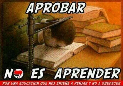 Twitter / JesusMonago: Por una educación que nos ... | educacion secundaria | Scoop.it