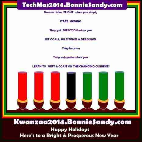 #HappyHolidays #Kwanzaa & #NewYear2015 from @Badassebs -@Bkfashionweek @Bkastylecode +BonnieSandy | Fashion Technology Designers & Startups | Scoop.it