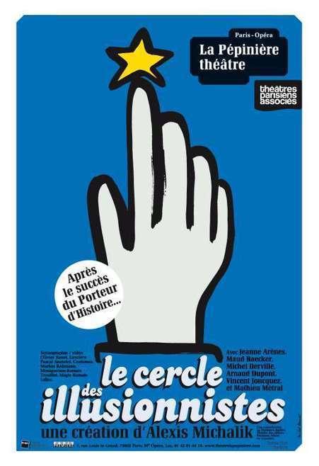 Le Cercle des Illusionnistes, à la Pépinière Théâtre, une création d'Alexis Michalik | Arts et culture à l'ère 2.0 | Scoop.it