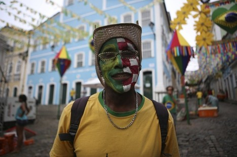 19 images from the first days of the 2014 World Cup | Voyages | Scoop.it