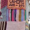 Yarnbombing France
