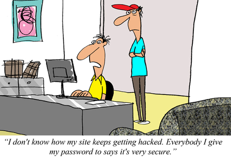 Comic: This Is Why Your Email Was Hacked | MarketingHits | Scoop.it