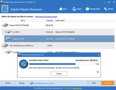 MiniTool Power Data Recovery   E-school   Scoop.it