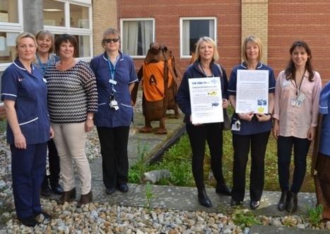 Hospital penguins help promote trials   Western Sussex Hospitals NHS Foundation Trust   Scoop.it