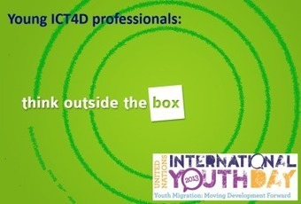 Youth and innovation: What the ICT4D field needs | e-Agriculture | E-Agriculture | Scoop.it