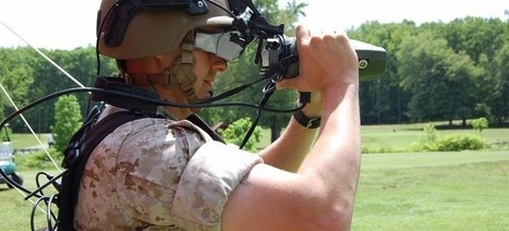 ONR Augmented Reality Glasses Can Convert Any Place A Virtual Battlefield For Soldiers | VR & AR News - Usages professionels | Scoop.it