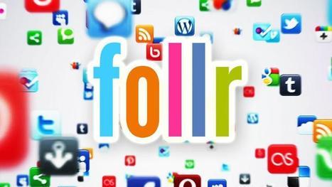 Please Follr My Niche Social Net by Bryan Waxman via LinkedIn | Collaborative Revolution | Scoop.it
