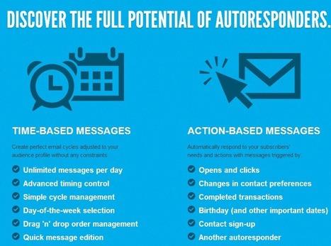 GetResponse Email Marketing Solution – Awesome for affiliate marketing | WordPress & Bivori Blogging | Scoop.it