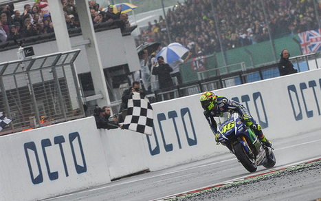 Rossi and the silver screen - Oxley/Motor Sport Magazine   Racing news from around the web   Scoop.it