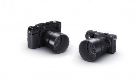 New Family of Lenses for Mirrorless System Cameras | Carl Zeiss Blog | Fuji X-Pro1 | Scoop.it