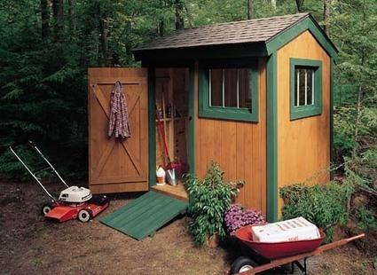 Super Shed | shed plans | Scoop.it