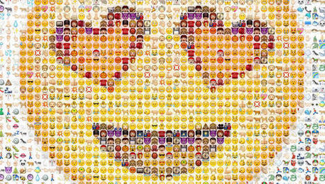 The First All-Emoji Art Show Announced - Co.Design   T-shirt printing   Scoop.it