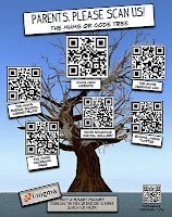 QR Codes lessons and activities | Robinson Technology | Scoop.it