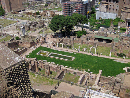 9 Incredible Feats of Roman Architecture - Venere Travel Blog (blog) | Roman History | Scoop.it