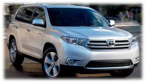 2014 Toyota Highlander Review | Toyota Highlander Redesign | Toyota SUVs Review | Cross Over SUV Club | Scoop.it