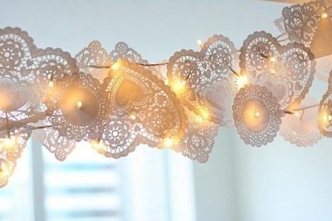 6 Ingenious Ways to Perk Up Christmas Using Rope Lights | Home Decor | Scoop.it