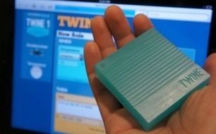Twine: The Revolutionary Box That Can Make Your Appliances Tweet | An Eye on New Media | Scoop.it