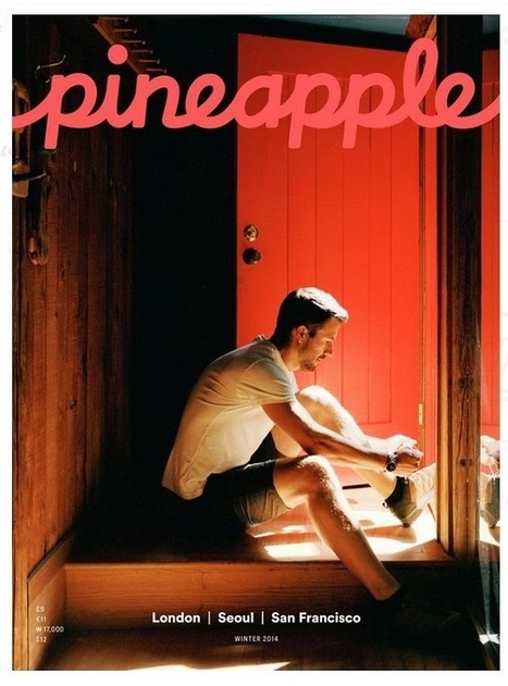"Airbnb lance son magazine papier, ""Pineapple"" 