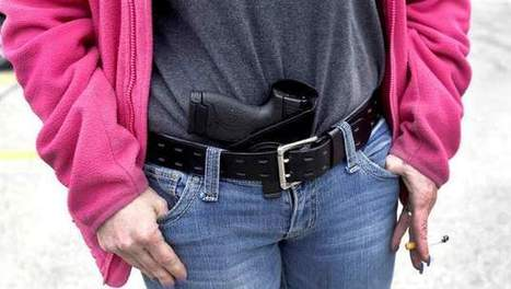 Les Américains achètent moins de fusils | Everything you need… | Scoop.it