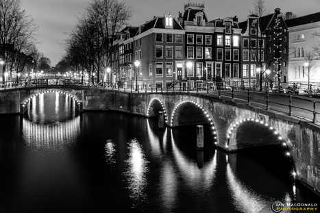 Amsterdam at Night   Urban Decay Photography   Scoop.it