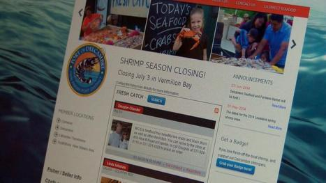 Delcambre fishermen learn online marketing tools to sell days catch - KATC Lafayette News | Approaches To Make The Internet Work For Your Company | Scoop.it