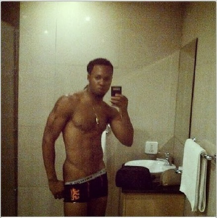 Really? Flavour Na'abania! See Flavour showing off his Butt-Photo | ChachaCorner | Scoop.it