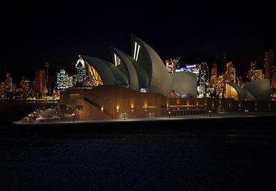 Opéra de Sydney en Australie en 3D | 3D Library | Scoop.it