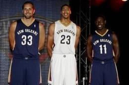 NBA: New Orleans Pelicans Unveil New Uniforms - Sport Balla | Awesome ReScoops | Scoop.it