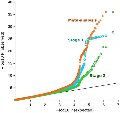 Integrative Genomics Reveals Novel Molecular Pathways and Gene Networks for Coronary Artery Disease | PlantBioInnovation | Scoop.it