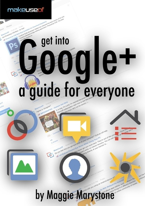 Google Plus: A Guide For Everyone | Hudson HS Learning Commons | Scoop.it