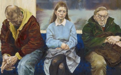 BP Portrait Award 2014, National Portrait Gallery, review: 'satisfying' - Telegraph | on art and design | Scoop.it
