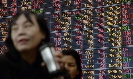 Olvídense del Dow Jones, del FTSE o del Nikkei: Ahora todos jugamos en Shanghai | La R-Evolución de ARMAK | Scoop.it
