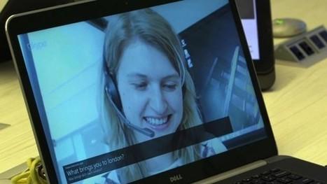 Microsoft, arriva il traduttore audio di Skype | WebComunicazioni | Scoop.it
