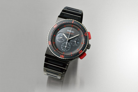 Seiko x Giugiaro 30th Anniversary Spirit LE Watch   Watch Magazine   Scoop.it