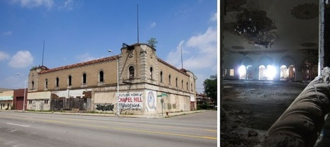 """Ghosts of the Grande"": Detroit's Abandoned Rock and Roll Palace 