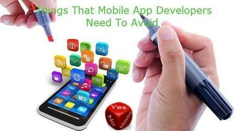 Common Mobile App development mistakes to avoid | Blog@PixelCrayons™ | ID 100 Academic Inquiry - Designing the Digital Experience | Scoop.it