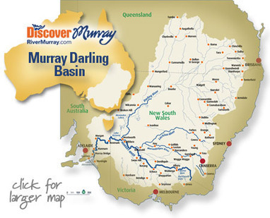 The Murray: A River Worth Saving: The Murray Darling Basin | Geography | Scoop.it