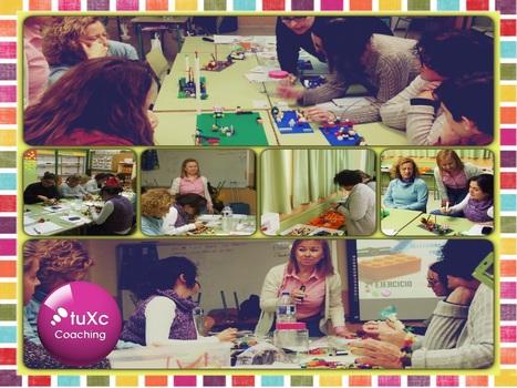 Coaching Educativo los docentes del CEIP Oscar Esplá con LEGO SERIOUS PLAY. #tuxccoaching | La educación del futuro | Scoop.it