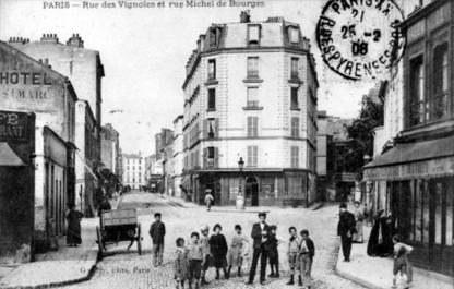 Découvrir Paris par des images AVANT APRÈS montrant les différences entre la ville il y a cent ans et maintenant   The Architecture of the City   Scoop.it