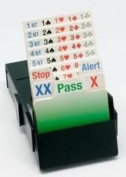 Bridge Bidding Boxes | How To Play Bridge | Learn Bridge | Scoop.it