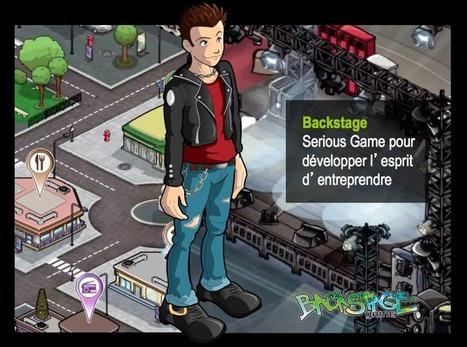 Backstage Game - Présentation du jeu | Ressources pour la Technologie au College | Scoop.it