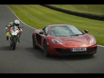 McLaren 12C vs Ducati 1199 Panigale S - ultimate supercar vs superbike showdown | autoauthoritys | Scoop.it
