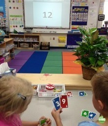 Math Challenge For Young Kids: Starting With The Answer | Robinson Staff Resources | Scoop.it
