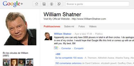 Google quiere que los famosos utilicen Google+   Google+, Pinterest, Facebook, Twitter y mas ;)   Scoop.it