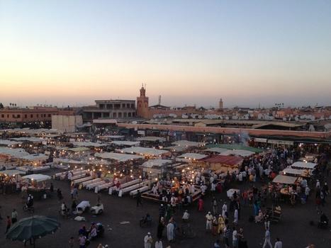 Marocco; Street Food, Tajine e Pastille stellate   Ricette dal #mondoarabo   Scoop.it