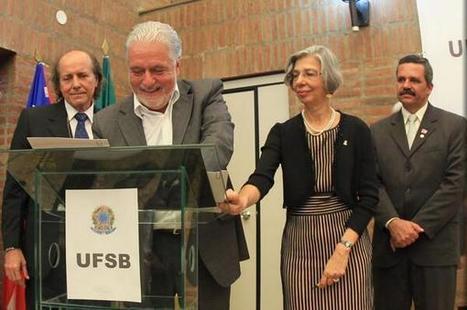 Twitter / ufbaempauta: Fundação da @UFSBA atrai ... | Novas Universidades Novas | Scoop.it