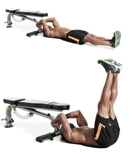The Best Bodyweight Abs Workout | Health and Fitness Magazine | Scoop.it