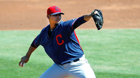 Carlos Carrasco wins starting role - ESPN | Cleveland Indians | Scoop.it