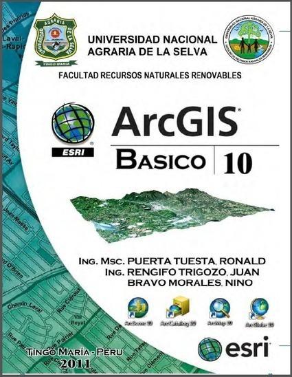 Manual do Usuário de ArcGIS 10: Módulos Básico e Intermediário ... | ArcGIS-Brasil | Scoop.it