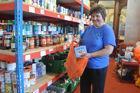 Thousands of children's books are added to food bank parcels | Food banks | Scoop.it